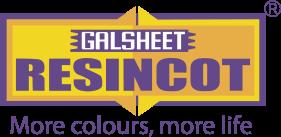 Galsheet Resincot